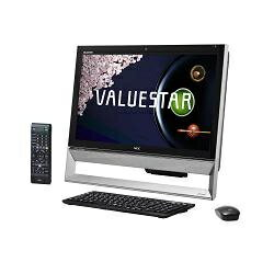 NEC PC-VS570RSB(ファインブラック) VALUESTAR S
