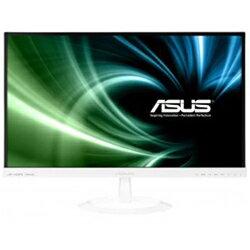 【長期保証付】ASUS VX239H-W(ホワイト) LEDバックライト搭載23インチ液晶ディスプレイ