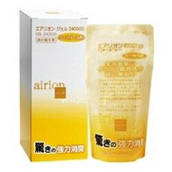 東芝 GEL 2400(G) グレープフルーツの香り 交換用エアリオン・ジェル