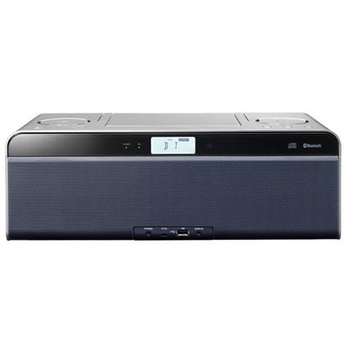 ケンウッド CLX-50-L(スレートブルー) CD/Bluetooth/USBパーソナルオーディオシステム