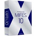 メガソフト MIFES 10 テキストエディタ Windows版