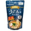 鳥越製麺 TR300 ヌードルメーカー専用 低糖質うどん風ミックス 500g/袋 5~6人分
