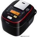 パナソニック SR-SPA185-K(ブラック) Wおどり炊き スチーム&可変圧力IH炊飯器 1升