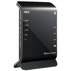 NECPA-WG1200HS_Aterm_WG1200HS_無線LANルーター_IEEE802.11ac/n/a/g/b