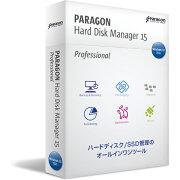 Paragon Paragon Hard Disk Manager 15 Professional シングルライセンス