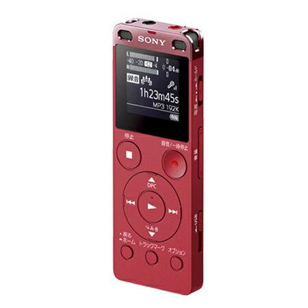 ソニー ICD-UX560F-P(ピンク) ステレオICレコーダー 4GB