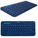 ロジクール K380BL(ブルー) マルチデバイス Bluetooth キーボード