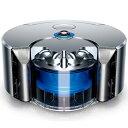 dyson 360 eye - 【長期保証付】ダイソン 360 Eye ロボット掃除機 RB01NB(ニッケル/ブルー)