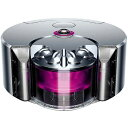 dyson 360 eye - 【長期保証付】ダイソン 360 Eye ロボット掃除機 RB01NF(ニッケル/フューシャ)