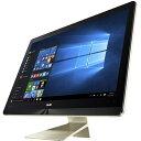 【長期保証付】ASUS Z220ICGK-I5G960M(クールゴールド) Zen AiO 21.5型液晶 GTX960M搭載