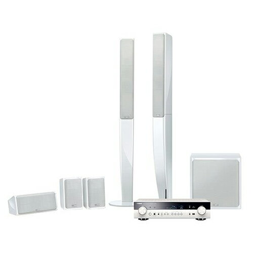 ヤマハ YHT903JP-W(ホワイト) ホームシアターシステム