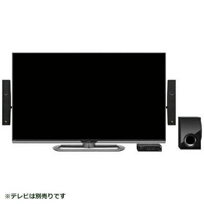 【長期保証付】シャープ HT-SP100(ブラック) サイドバーシアターバーシステム 3.1ch