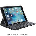 ロジクール iK0772BK(ブラック) キーボードケース for iPad mini 4