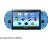 ソニー・インタラクティブエンタテインメントLLC PlayStation Vita(プレイステーション ウ゛ィータ) Wi-Fiモデル PCH-2000 ZA23(アクア・ブルー)