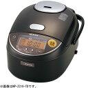 【長期保証付】象印 NP-ZC18-TD(ダークブラウン) 極め炊き 圧力IH炊飯器 1升