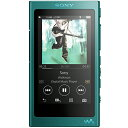 ソニー(SONY) ウォークマン(Walkman) A30シリーズ 16GB NW-A35HN-L(ビリジアンブルー)