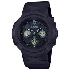 【長期保証付】CASIO AWG-M510SBB-1AJF(ブラック) G-SHOCK(ジーショック) ソーラー メンズ