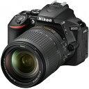 【長期保証付】ニコン D5600 18-140 VR レンズ...