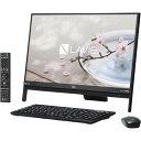 NEC PC-DA570GAB(ファインブラック) LAVIE Desk All-in-one 23.8型液晶 TVチューナー搭載