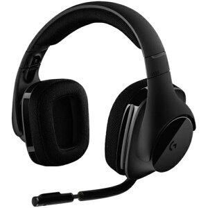 ロジクール G533 Wireless DTS 7.1 サラウンド ゲーミング ヘッドセット