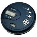 コイズミ SAD-3902-A(ブルー) ポータブルCDプレーヤー