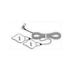 オムロン HV-DOUSI-CGY 低周波治療器用導子コード