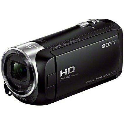 【長期保証付】ソニー(SONY) デジタルHDビデオカメラレコーダー(ブラック)ハンディカム Handycam 32GB HDR-CX470-B 光学式手ブレ補正