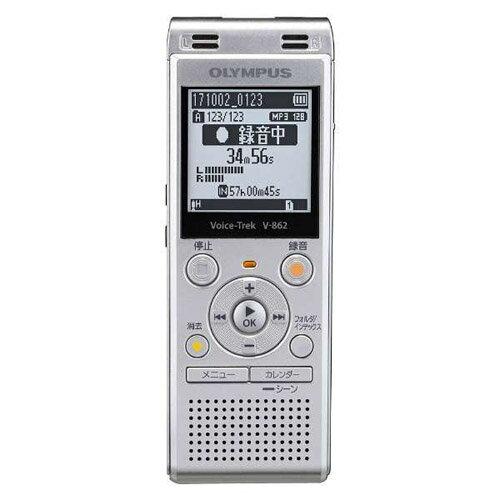 オリンパス V-862 SLV(シルバー) Voice-Trek ICレコーダー 4GB