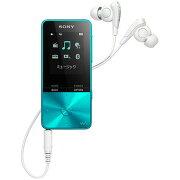 【長期保証付】ソニー NW-S313-L(ブルー) ウォークマン Sシリーズ 4GB