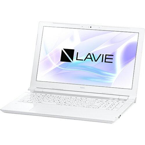 NEC PC-NS630JAW(エクストラホワイト) LAVIE Note Standard 15.6型液晶