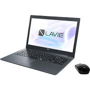 NEC PC-NS150KAB(カームブラック) LAVIE Note Standard 15.6型液晶