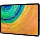HUAWEI HUAWEI MatePad Pro 10.8型 6GB/128GB/WiFi ミッドナイトグレー