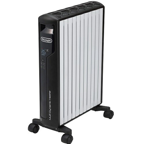デロンギ マルチダイナミックヒーター Wi-Fiモデル MDHAA15WIFI-BK