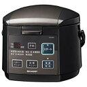 SHARP KS-HD5-B(ブラック系) ジャー炊飯器 3合