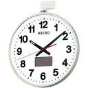 SEIKO SF211S 屋外用ソーラー電波掛け時計