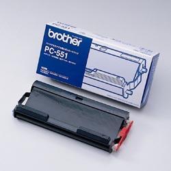 ブラザー PC-551 純正 FAX用リボンカー...の商品画像
