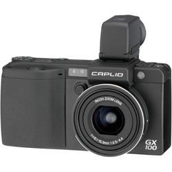リコー着脱式ファインダー付きデジカメ「カプリオ Caplio GX100」