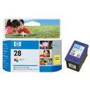 【決算セール中】HP HP 28 プリントカートリッジ 3色カラー(レギュラーサイズ)[C8728AA#003] C8728AA#003