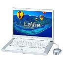 NEC PowerPointプレゼントキャンペーン対象機種【送料無料】NEC【2007年夏モデル】ノートパソコンLaVie Lベーシックタイプ PCLL550JG PC-LL550JG