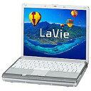 【送料無料】NEC 【2007年夏モデル】ノートパソコンLaVie J PC-LJ750JH [PCLJ750JH]