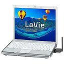 【送料無料】NEC 【2007年夏モデル】ノートパソコンLaVie J PCLJ700JH PC-LJ700JH