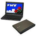【送料無料】富士通 【2007年夏モデル】ノートパソコン FMV-BIBLO LOOX T70W FMVLT70W