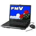 【送料無料】富士通 【2007年夏モデル】ノートパソコン FMV-BIBLO NF75W/V FMVNF75WV
