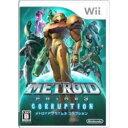 任天堂 【超特価!台数限定!】[Wiiソフト]メトロイドプライム3 コラプション RVL-P-RM3J METOROIDO3