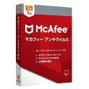 Mcafee マカフィー アンチウイルス 2019 1年1台