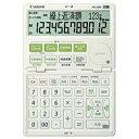 CANON FN-600-W 金融電卓 12桁