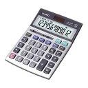 CASIO DS-12WT 卓上電卓 12桁
