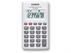 CASIO LC-797A 卓上電卓 8桁