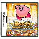 任天堂 DSソフト 星のカービィ ウルトラスーパーデラックス