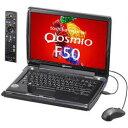 東芝 【2009年春モデル】 ノートパソコン Qosmio F50/86H PQF5086HLR PQF5086HLR 【送料無料】【日替わり_090216】